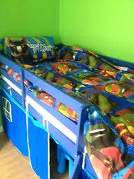 ninja turtle bed set ninja turtle oom set teenage mutant