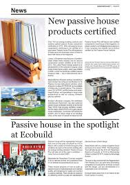 Passive House Plus Issue 6 Uk Edition By Passive House Plus