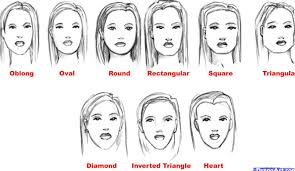 diffe face shapes need diffe kinds of makeup face shapes