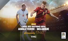 Angleterre - Belgique : Rendez-vous dimanche à 18h sur TMC - Ligue des  Nations