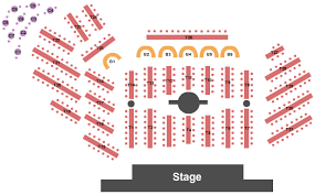 Excalibur Seating Chart Hans Klok The Worlds Fastest Magician Tickets Sun Apr 5