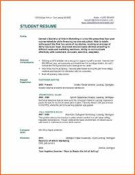Job Resume For High School Student How To Write A Persuasive Essay Everyday Life Global Post