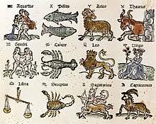 Old Zodiac Chart Zodiac Wikipedia