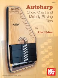 Autoharp Chord Chart And Melody Playing Tips Alex Usher