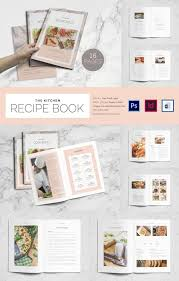 recipe book formats cookbook template 31 free psd eps indesign word pdf
