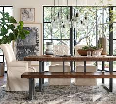 slipcovered dining chairs. Pottery Barn PB COMFORT ROLL SLIPCOVERED DINING CHAIRS Dining Furniture Sale Slipcovered Chairs