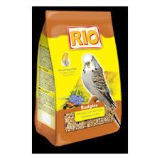 <b>Rio budgies</b> для волнистых попугаев | Отзывы покупателей
