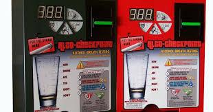 Breathalyzer Vending Machine Simple Servicing Your Breathalyzer Vending Machine Route By AlcoCheckpoint