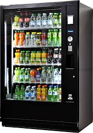 Vendo Vending Machine Gorgeous GDrink 48 Soft Drinks Vending Machine Glass Fronted Intelligent