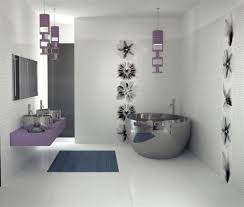 modern bathroom ideas 2012. Contemporary Bathroom Inspiring Decoration Ideas For Bathroom Designs  Artistic White Theme  Design With On Modern 2012 T