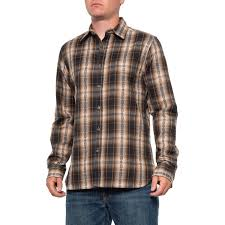 Dakota Grizzly Size Chart Dakota Grizzly Owen Flannel Shirt For Men Save 72
