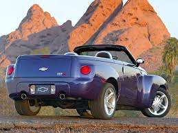 Chevrolet SSR picture # 7737 | Chevrolet photo gallery | CarsBase.com