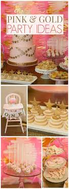 Pink and Gold Twinkle Twinkle / Birthday