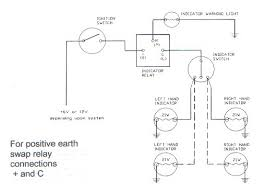 classic bike wiring diagrams 1 indicator wiring diagram