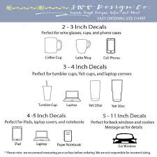 Laptop Skin Size Chart Yeti Cup Decal Size Chart Www Bedowntowndaytona Com