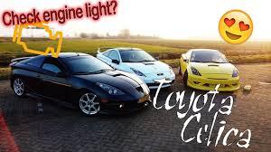 Toyota Celica Check Engine Light Dutch Celica Meeting And Check Engine Light