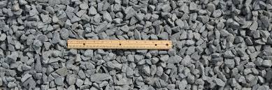 What Crushed Stone Sizes Should I Buy
