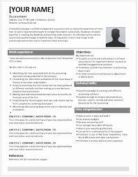 Amazing Contents Of A Resume Sample Motif - Resume Ideas - Namanasa.com