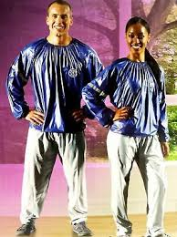 Golds Gym Sauna Suit With Reflective Sleeves Pick Your Size