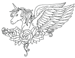drawings to color. Beautiful Color Unicorn Coloring Pictures Drawings To Color Pages  Cute Colouring Inside D