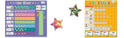Fiesta Crafts Fabric Star Chart Product Listing Star Charts