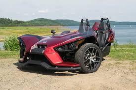 what it s like to drive the polaris slingshot ny daily news
