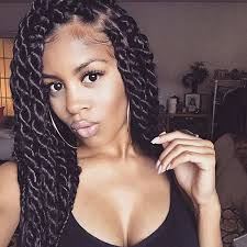 rope twists protective hairstyle