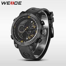 <b>Weide</b> Multiple Time Zone Alarm Date Sports Watches Digital Quartz ...