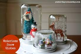 Mason Jar Decorating Ideas For Christmas Thirty Christmas Mason Jar Ideas Yesterday On Tuesday 39