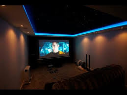 Theater room lighting Rustic Timelapse Home Cinema Room Transformation Youtube Timelapse Home Cinema Room Transformation Youtube
