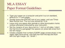 Ppt Mla Essay Writing Unit Powerpoint Presentation Id5365801