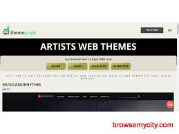 Buy Templates Online Buy Musicandrhythm Ecommerce Website Templates Online For