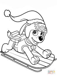 Small Picture Free Paw Patrol Coloring Pages Coloring beach screensaverscom