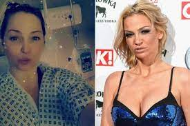 Sarah harding was a housemate on celebrity big brother 20 (uk). Girls Aloud S Sarah Harding Battling Cancer As Disease Spreads Throughout Her Body Mirror Online