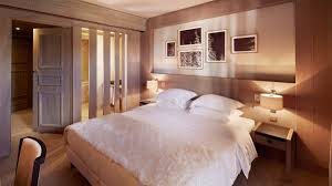 FitzRoy Hotel, Val Thorens double bedroom
