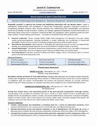 Logistics Resume Examples Resume Format For Supply Chain Executive Fresh Logistics Manager 14