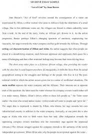 Persuasive Essay Sample High School Describe Yourself