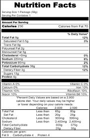belvita breakfast biscuits nutrition label