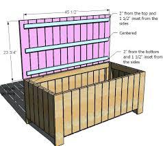 Bench Seat With Storage Ideas Kitchen Bench Seating With Storage Wood Bench With Storage Plans