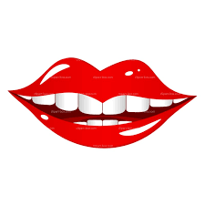 smile lips clipart free clipart images