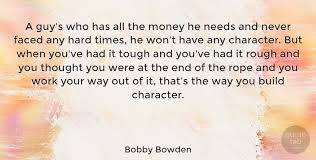 Bowden is best known for coaching the florida state seminoles football team fro. Bobby Bowden A Guy S Who Has All The Money He Needs And Never Faced Any Quotetab