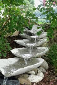 Die besten 25+ Brunnen bauen Ideen auf Pinterest   einen Teich ...