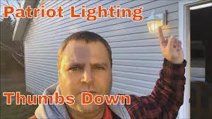 Patriot Lighting Troubleshooting Patriot Lighting Eloise Motion Lights Suck