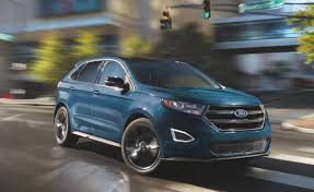 2018 ford edge. perfect edge 2018 ford edge titanium for ford edge
