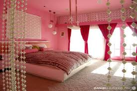 Pink Bedroom Decorating Steps To A Girly Adult Bedroom Shoproomideas Pink Feminine Walls