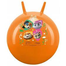 Характеристики модели <b>Мяч</b>-<b>попрыгун</b> John <b>44 котенка</b> на ...