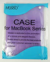 Light Purple Macbook Air Case Mosiso Macbook Air 13 Case Light Purple Plastic See Through Ships Today