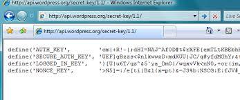 encrypt your wordpress cookies