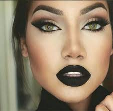 15 winter themed dark lips makeup ideas styles