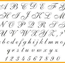 Lettering Stencils To Print Big Letter Printable Stencils A To Z Free Large W Stencil Print Potea